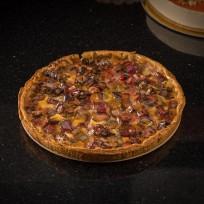 Ruhbarb pie