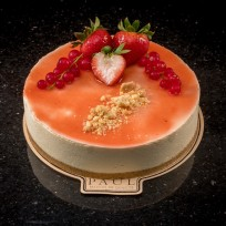 Strawberry cheesecake full