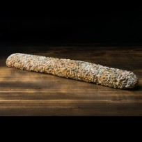 6 cereal baguette bread