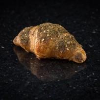 Mini croissant zaatar