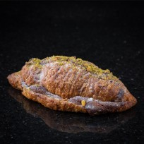 Croissant aux pistaches