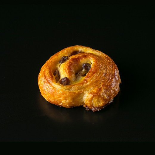 Mini raisin escargot