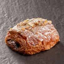 Pain au chocolat aux pistachio