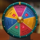 Spin the wheel