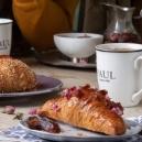 Croissant day promotion